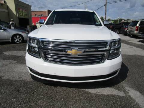 2015 Chevrolet Suburban for sale at Downtown Motors in Milton FL