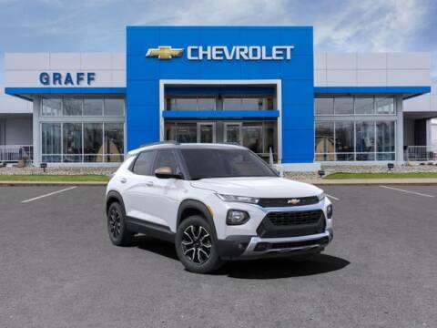 2021 Chevrolet TrailBlazer for sale at GRAFF CHEVROLET BAY CITY in Bay City MI