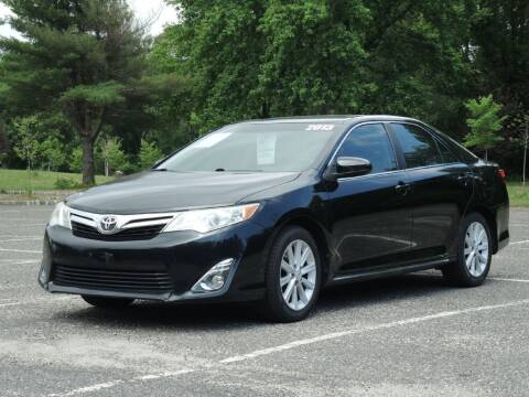 2013 Toyota Camry for sale at My Car Auto Sales in Lakewood NJ