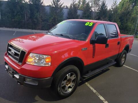 2005 Ford F-150 for sale at TOP Auto BROKERS LLC in Vancouver WA
