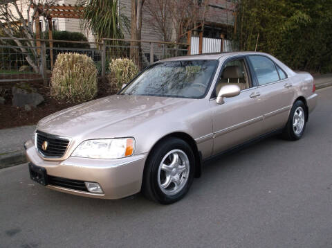 1999 Acura RL for sale at Eastside Motor Company in Kirkland WA