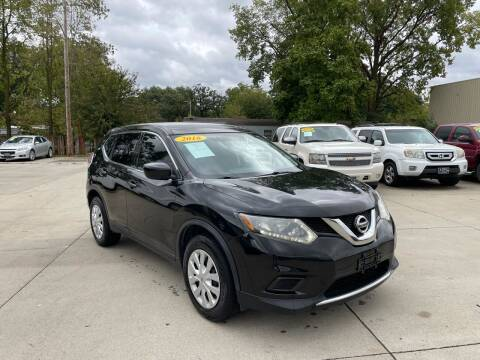 2016 Nissan Rogue for sale at Zacatecas Motors Corp in Des Moines IA