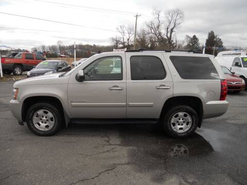 2007 Chevrolet Tahoe for sale at All Cars and Trucks in Buena NJ