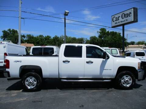 2013 Chevrolet Silverado 2500HD for sale at Car One in Murfreesboro TN