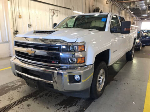 2019 Chevrolet Silverado 2500HD for sale at Motorsota in Becker MN
