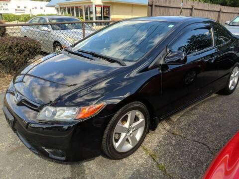 2008 Honda Civic for sale at SuperBuy Auto Sales Inc in Avenel NJ