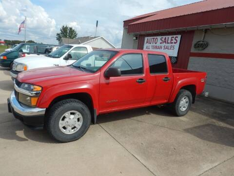 2005 Chevrolet Colorado for sale at All Terrain Sales in Eugene MO
