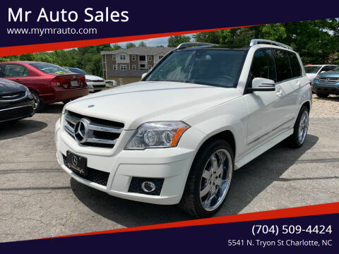 2010 Mercedes-Benz GLK for sale at Mr Auto Sales in Charlotte NC