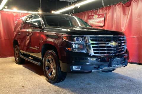 2016 Chevrolet Tahoe for sale at Roberts Auto Services in Latham NY