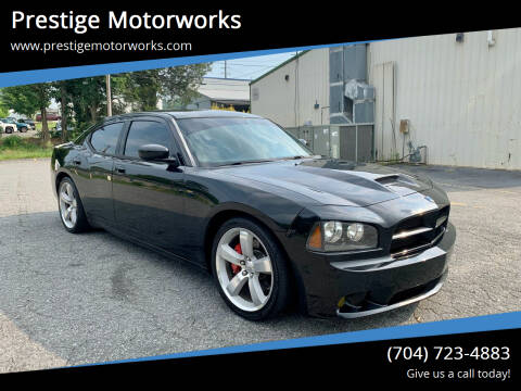 2007 Dodge Charger for sale at Prestige Motorworks in Concord NC