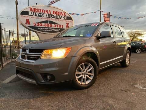 2013 Dodge Journey for sale at Arizona Drive LLC in Tucson AZ