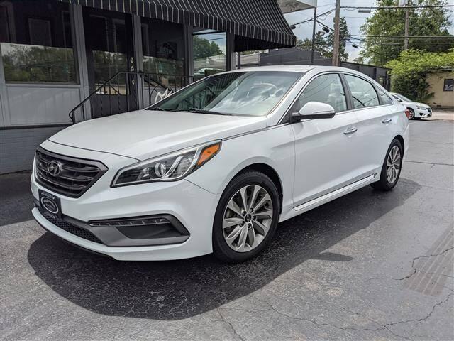 2015 Hyundai Sonata for sale at GAHANNA AUTO SALES in Gahanna OH