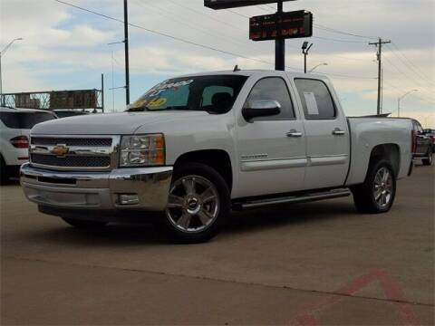 2013 Chevrolet Silverado 1500 for sale at Bryans Car Corner in Chickasha OK