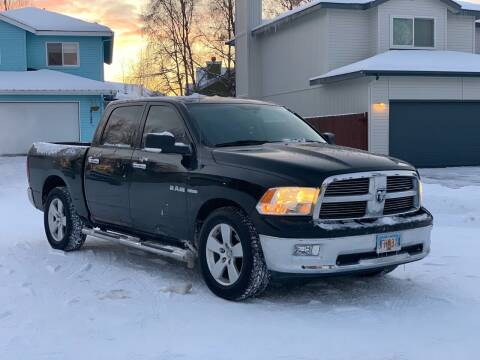 2010 Dodge Ram Pickup 1500 for sale at Freedom Auto Sales in Anchorage AK