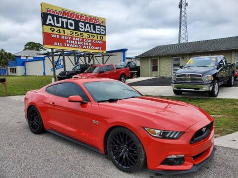 2015 Ford Mustang for sale at Mox Motors in Port Charlotte FL