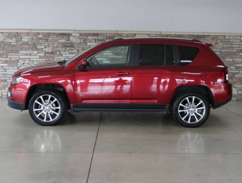 2017 Jeep Compass for sale at Bud & Doug Walters Auto Sales in Kalamazoo MI