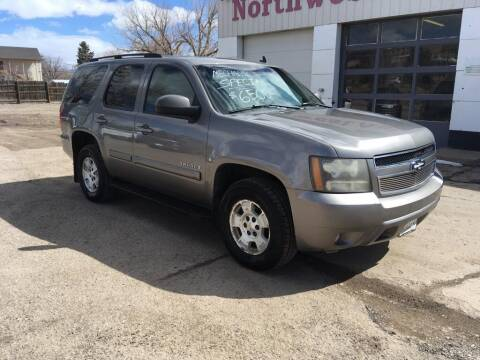2007 Chevrolet Tahoe for sale at Northwest Auto Sales & Service Inc. in Meeker CO