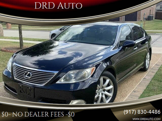 2008 Lexus LS 460 for sale at DRD Auto in Flushing NY