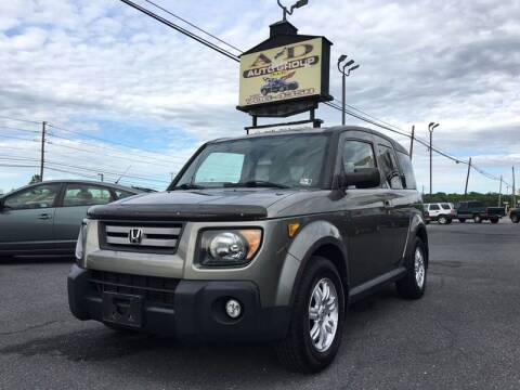 2007 Honda Element for sale at A & D Auto Group LLC in Carlisle PA
