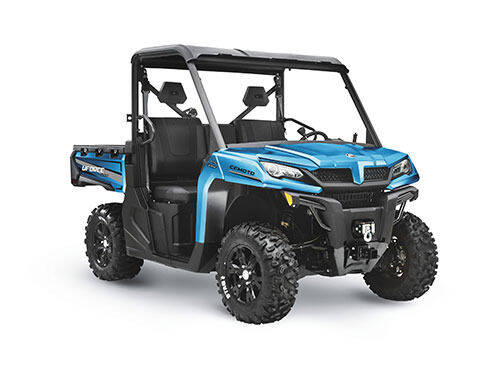2021 CF Moto UForce 1000 for sale at Power Edge Motorsports- Millers Economy Auto in Redmond OR
