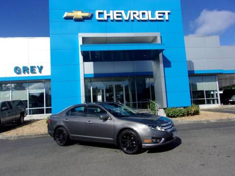 2012 Ford Fusion for sale at Grey Chevrolet, Inc. in Port Orchard WA