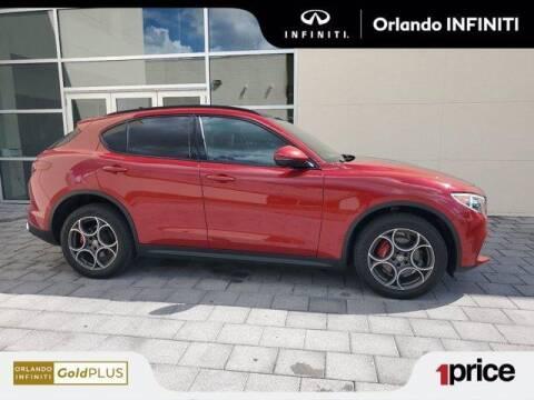 2018 Alfa Romeo Stelvio for sale at Orlando Infiniti in Orlando FL