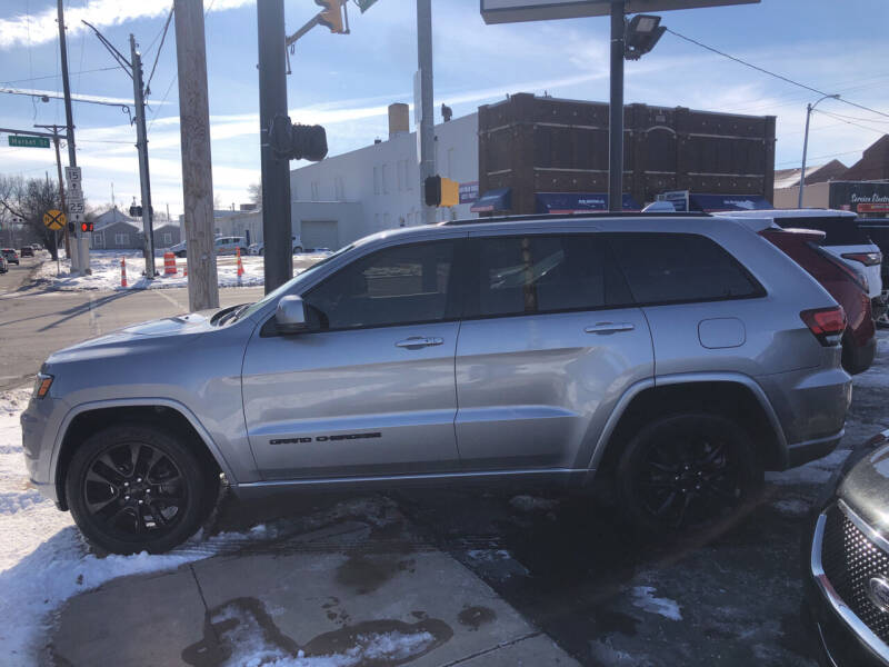 2019 Jeep Grand Cherokee for sale at N & J Auto Sales in Warsaw IN
