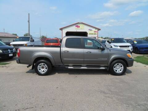 2005 Toyota Tundra for sale at Jefferson St Motors in Waterloo IA