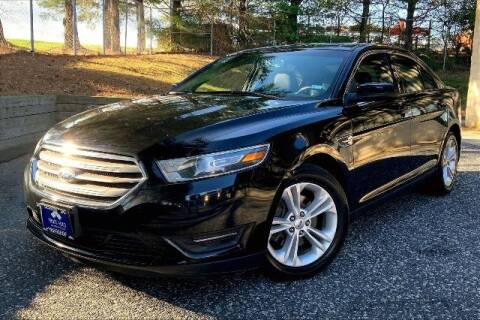 2016 Ford Taurus for sale at TRUST AUTO in Sykesville MD
