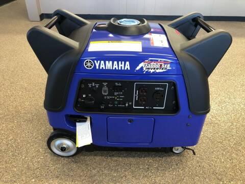 Yamaha EF3000iSEB for sale at Main Street Motors in Wheaton MN
