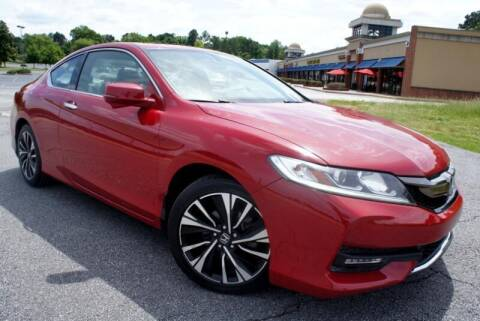 2016 Honda Accord for sale at CU Carfinders in Norcross GA