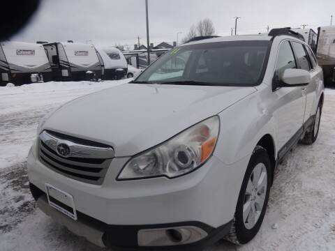 2011 Subaru Outback for sale at Dependable Used Cars in Anchorage AK