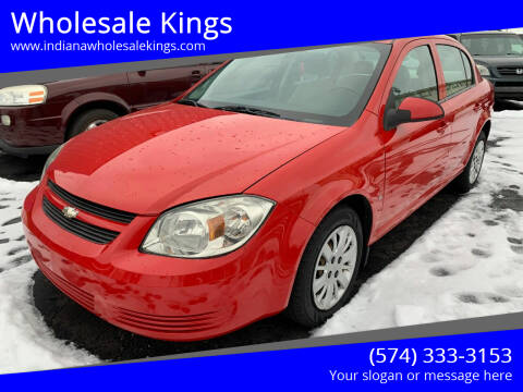 2009 Chevrolet Cobalt for sale at Wholesale Kings in Elkhart IN