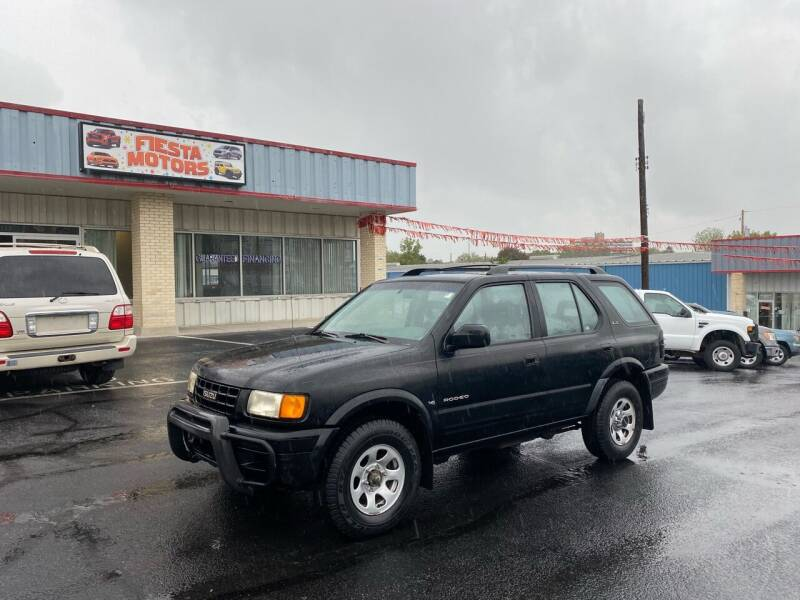 1999 Isuzu Rodeo for sale at 4X4 Rides in Hagerstown MD