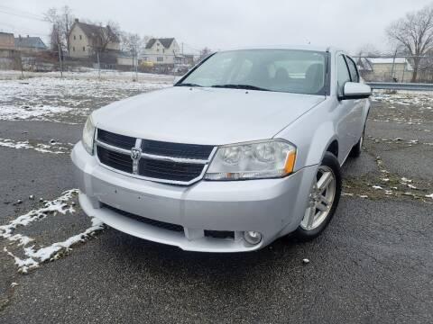 2009 Dodge Avenger for sale at CALIBER AUTO SALES LLC in Cleveland OH