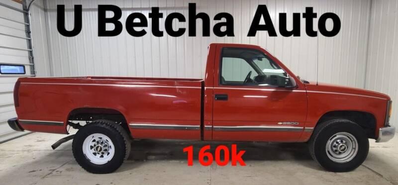 2000 Chevrolet C/K 2500 Series for sale at Ubetcha Auto in Saint Paul NE