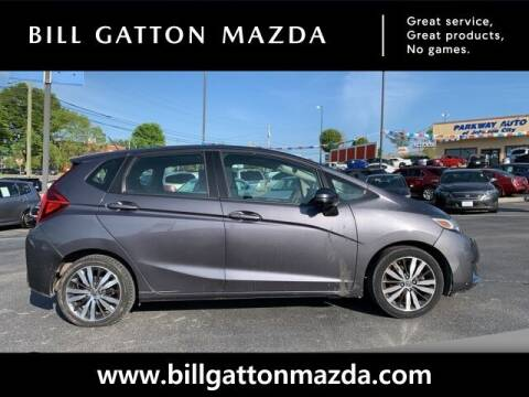 2015 Honda Fit for sale at Bill Gatton Used Cars - BILL GATTON ACURA MAZDA in Johnson City TN