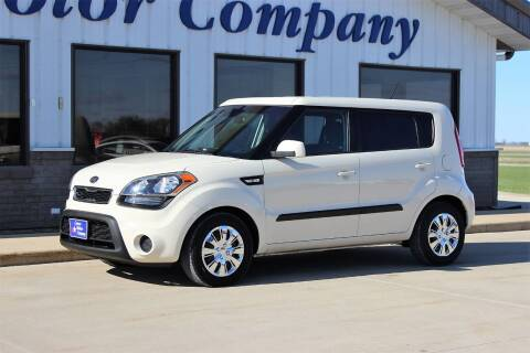 2012 Kia Soul for sale at Cresco Motor Company in Cresco IA