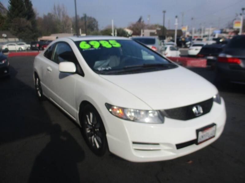 2010 Honda Civic for sale at Quick Auto Sales in Modesto CA