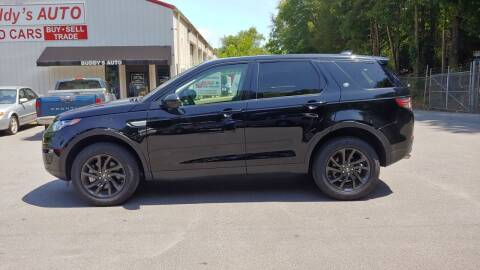 2018 Land Rover Discovery Sport for sale at Buddy's Auto Inc in Pendleton SC