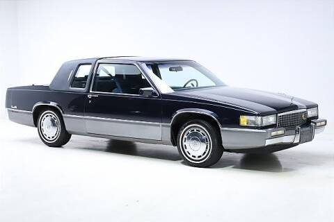 1989 Cadillac DeVille for sale at Carena Motors in Twinsburg OH
