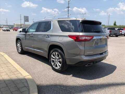 2018 Chevrolet Traverse for sale at CAR MART in Union City TN