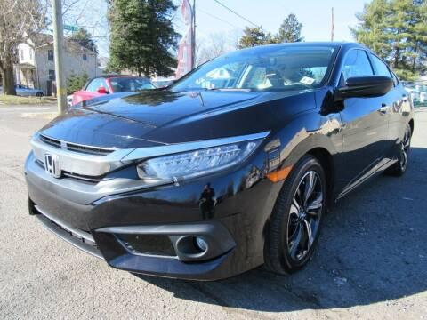 2016 Honda Civic for sale at PRESTIGE IMPORT AUTO SALES in Morrisville PA