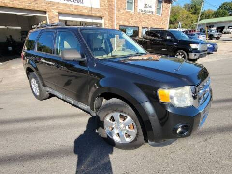 2011 Ford Escape for sale at McAdenville Motors in Gastonia NC