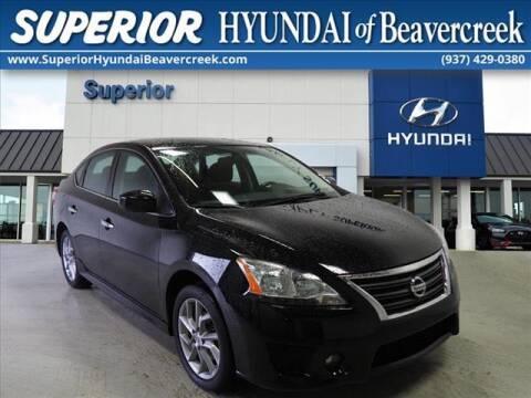 2014 Nissan Sentra for sale at Superior Hyundai of Beaver Creek in Beavercreek OH