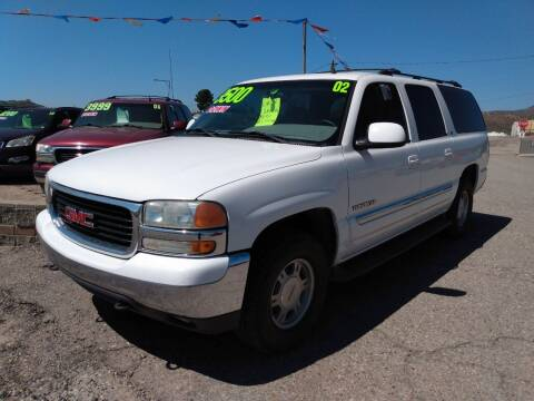 2002 GMC Yukon XL for sale at Hilltop Motors in Globe AZ