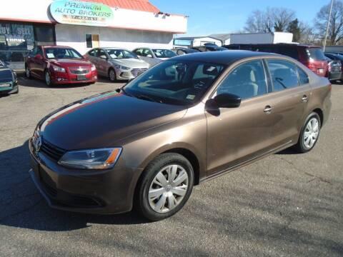 2014 Volkswagen Jetta for sale at Premium Auto Brokers in Virginia Beach VA