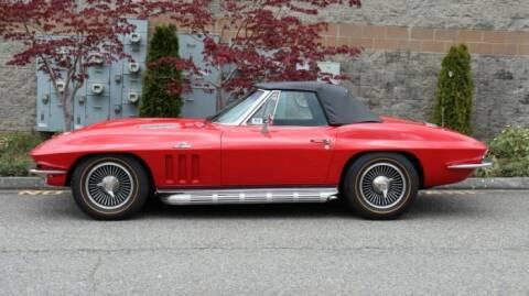 1966 Chevrolet Corvette for sale at Classic Car Deals in Cadillac MI