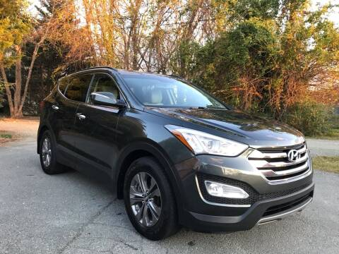 2013 Hyundai Santa Fe Sport for sale at Pristine AutoPlex in Burlington NC
