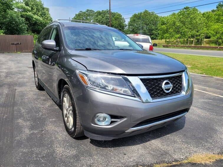 2016 Nissan Pathfinder for sale at Sussex County Auto Exchange in Wantage NJ